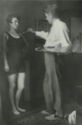 Georgette et Ren'e magritte